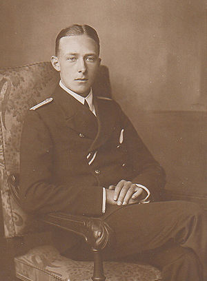 Prince Sigismund of Prussia (1896–1978) - Image: Prince Sigismund of Prussia