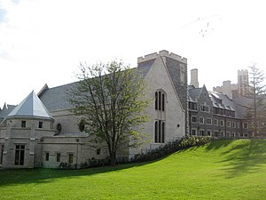 Whitman College, Princeton University - Whitman College