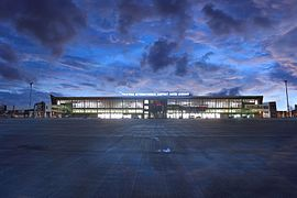 """Prishtina International Airport """"Adem Jashari"""" Limak Kosovo.jpg"""
