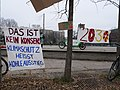 Protest banner at the Invalidenpark 04.jpg