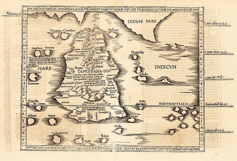 Ptolemy%27s Taprobana