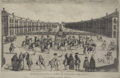 Publication de la Paix à la Place des Victoires à Paris 1763.png