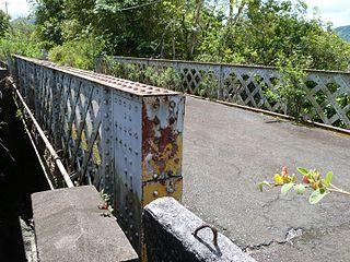 La Liendre Bridge Historic bridge in Cayey and Cidra municipalities, Puerto Rico