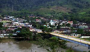 Zamora River