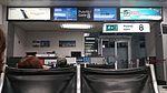 Puerta y sala de espera 8 en MSLP donde opera United.jpg