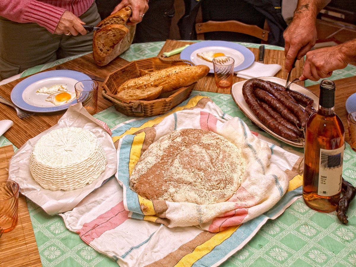 Cuisine of corsica wikipedia - Cuisine a la francaise ...