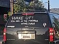 Qanon SUV, Burbank, California, USA.jpg