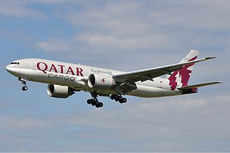 Qatar Airways - Qatar Airways Cargo Boeing 777F