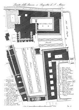 Quadri-Moretti, Piazza San Marco (1831), 01