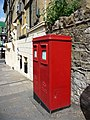 Queen Elizabeth II Post boxes, Steephill Road, Shanklin - geograph.org.uk - 1493278.jpg