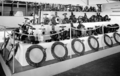 Queensland State Archives 1415 Display at Queensland Industrial Fair Exhibition Grounds April 1949.png