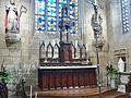 Quimper 146 Ty Mamm Doué 03 Maître-autel.JPG