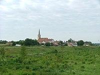 Rábaszentmihály, Szent Mihály római katolikus templom 2004-ben.jpg