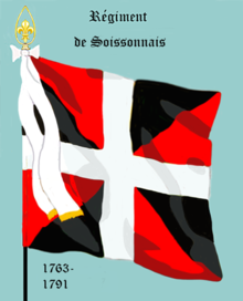 Image illustrative de l'article Régiment de Soissonnais (1762)