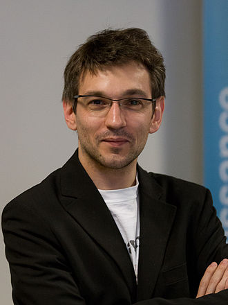 Wikipedian of the Year - Rémi Mathis in 2012