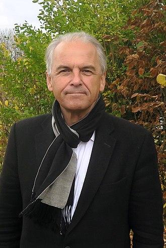 Rémy Pagani - Rémy Pagani in 2017.