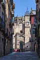 Rúa e Catedral de Ourense. Galiza. Galicia. Eue-2.jpg
