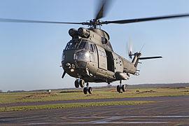 RAF Puma Mk2 Helicopter MOD 45156639