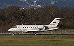RA 67227 Bombardier CL-600-2B16 Challenger 605 CL60 - BGM (24329551361).jpg