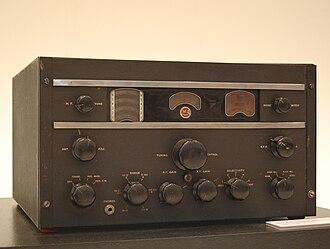 Communications receiver - RCA AR-88