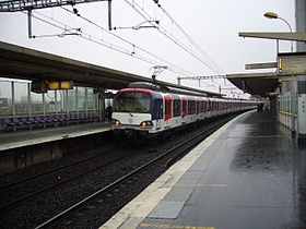Image illustrative de l'article Gare de Saint-Maur - Créteil