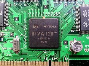 RIVA 128 - RIVA 128 GPU