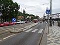 Rašínovo nábřeží, tramvajová zastávka Výtoň, Vyšehrad.jpg