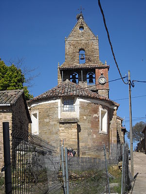 Rabanal del Camino iglesia