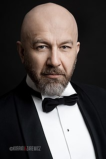Rafał Siwek Polish opera singer