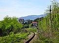 Railroad Catanzaro Lido - Lamezia Terme Centrale. Scalo Ferroviario railway station, Calabria, Italy. - panoramio.jpg