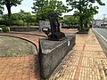 Railroad switches in Shime Railway Park.jpg