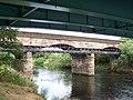 Railway Viaduct near Carmyle. - geograph.org.uk - 962075.jpg