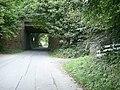 Railway bridge at Welsh Hook - geograph.org.uk - 1508875.jpg