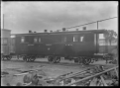 """Railway carriage """"C"""" 213, at the Dunedin Exhibition, 1925. ATLIB 278918.png"""