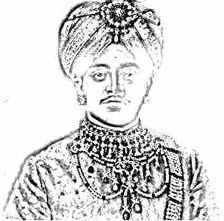 Raja Ganesha King of Bengal