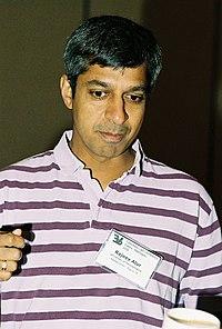 Rajeev Alur FLoC 2006.jpg