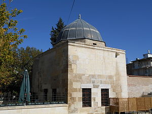 Great Mosque (Adana) - Praying area