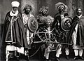 Ras Makonnen and his followers of the Ethiopian nobility.jpg