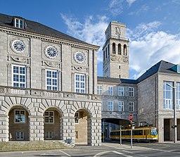 Rathaus Muelheim Nordseite 2013