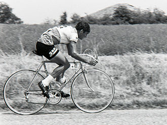 Raymond Poulidor - Poulidor at the 1976 Tour de France