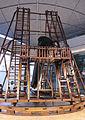 Real Observatorio de Madrid - Telescopio Herschel 02.jpg