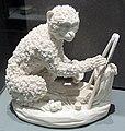 Real fabbrica delle porcellane di napoli, filippo tagliolini, allegorie delle arti liberali, 1765-1800 ca. OA5375.JPG