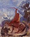 Redon - Le Centaure à l'arc, P1994-003.jpg