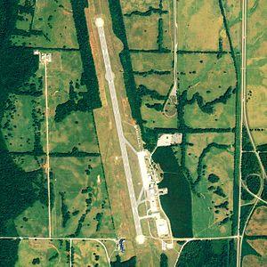 Redstone Army Airfield - Image: Redstone Army Airfield