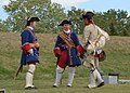 Reenactors demonstrating firing of a mortar (5) (22134894320).jpg