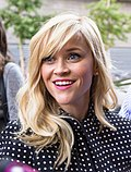 Photo o Reese Witherspoon at the 2014 Toronto Internaitional Film Festival.