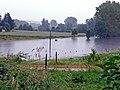 Regenüberlaufbecken, Regenrückhaltebecken in Dagersheim (2010) - panoramio (1).jpg