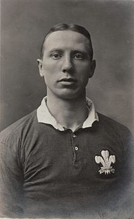 Reggie Gibbs Welsh rugby union player