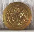 Regno longobardo, emissione aurea di liutprando, zecca di pavia, 712-744, 01.JPG