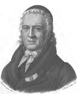 Karl Leonhard Reinhold - Reinhold by Peter Copmann, 1820